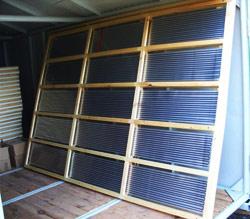 PLEN for wood drying